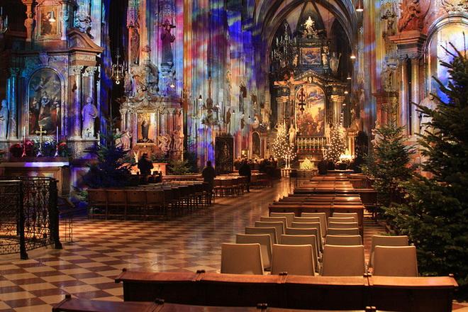 Достопримечательности Вены. Собор Святого Стефана