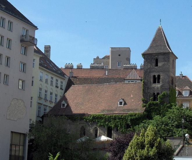 Достопримечательности Вены. Церковь Святого Руперта