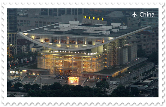 Большой шанхайский театр