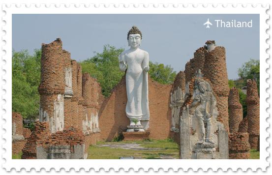 Парк «Древний город» в Бангкоке