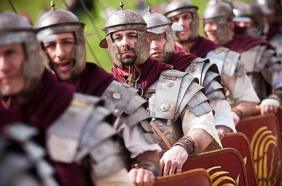 Парад «Рождение Рима»