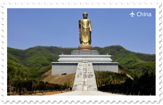 Будда Весеннего Храма – самый высокий будда в мире