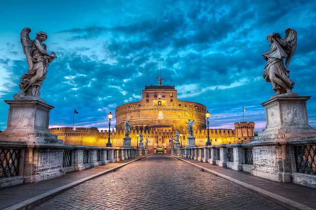 Rome sights (9)