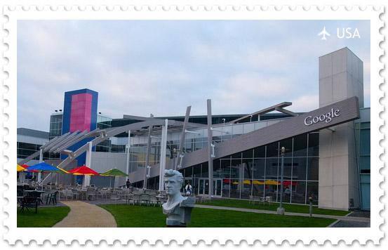 Googleplex – штаб-квартира компании Google