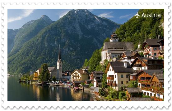 Гальштат — сказочный городок в Австрии