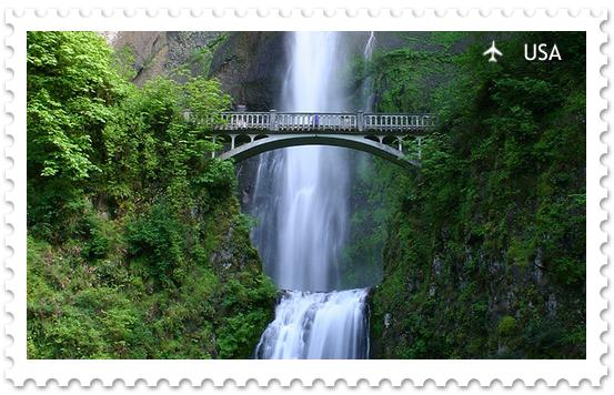 Водопад Малтнома