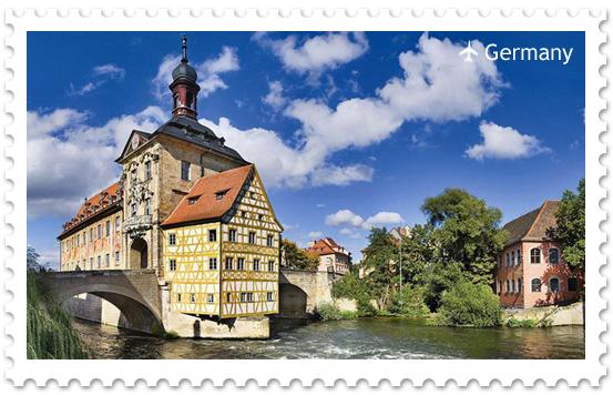 Старая ратуша в Бамберге