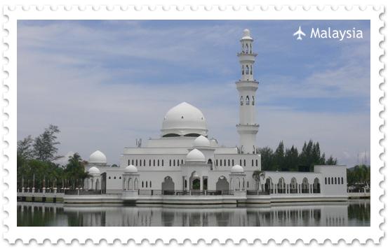 Плавающая мечеть Тенгку Тенга Захара