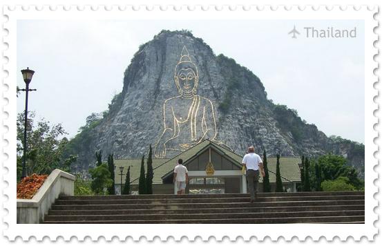 Скала Будды в Паттайе