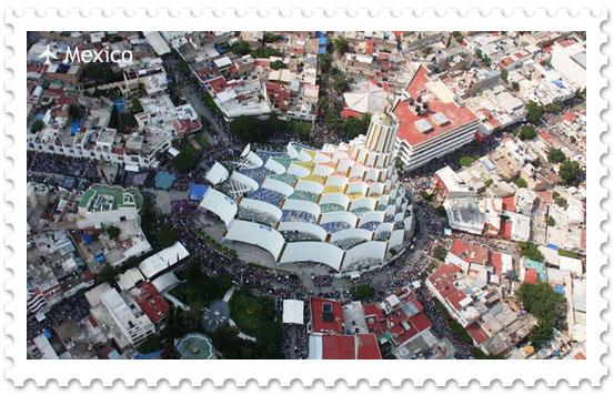 Церковь La Luz de Mundo – штаб-квартира церкви Свет мира