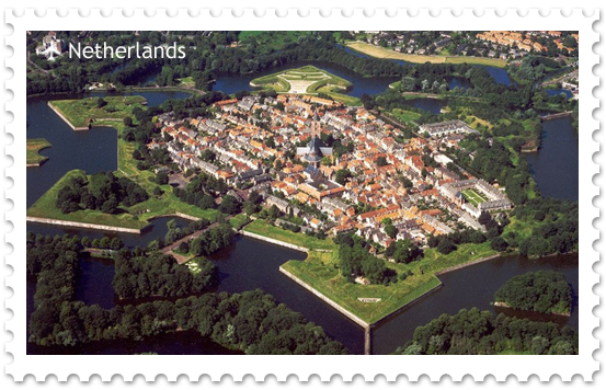 Город-крепость Нарден