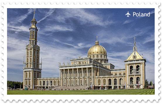 Базилика Пресвятой Богородицы Лихеньской