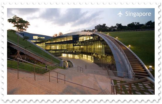 Школа искусств, дизайна и коммуникаций в Сингапуре