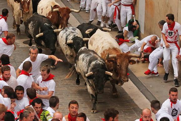 Фестиваль Сан-Фермин