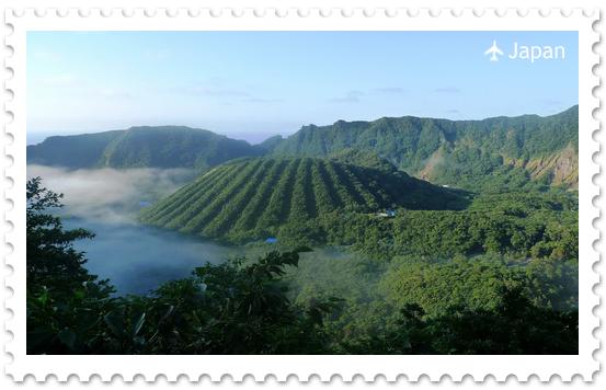Аогасима – обитаемый вулканический остров