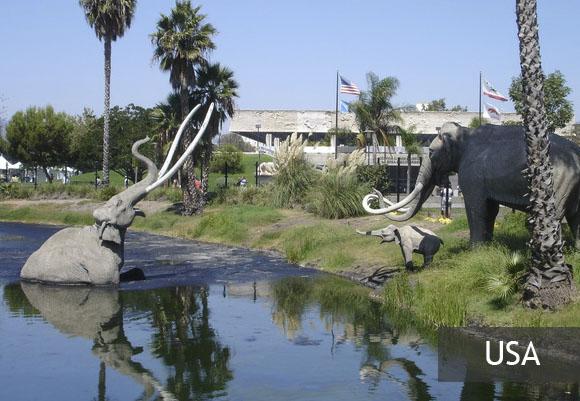 Ранчо Ла-Бреа и Музей Пейджа