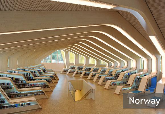 Библиотечный и культурный центр коммуны Веннесла