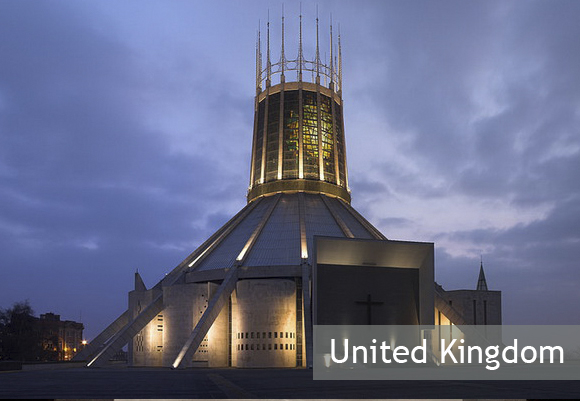 Ливерпульский метропольный собор