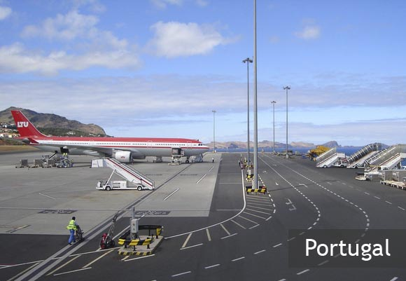 Аэропорт Мадейры