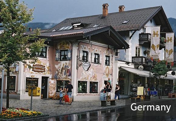 Обераммергау – город мастеров в Баварии