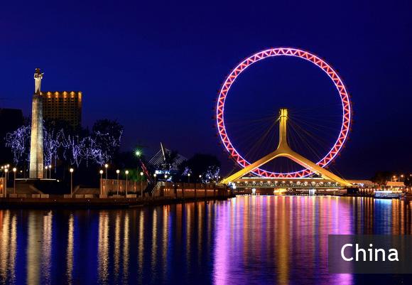 Мост «Око Тяньцзиня»