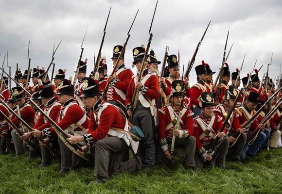 200 лет битвы при Ватерлоо