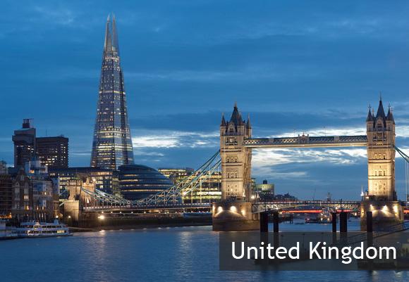 Лондонский небоскреб «Осколок»