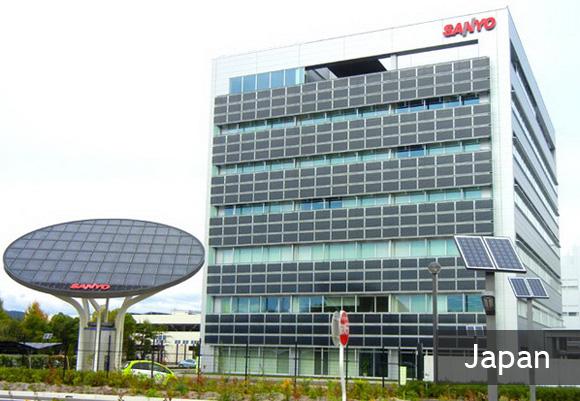 Офис кампании Sanyo