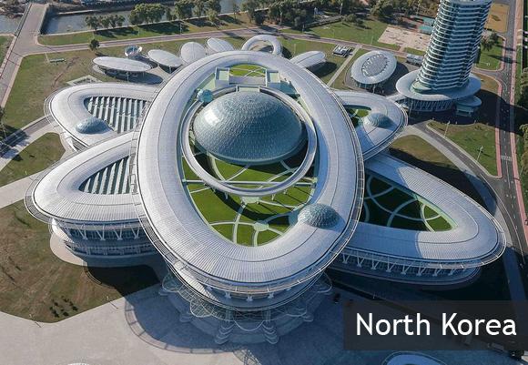 Центр науки и техники в Пхеньяне