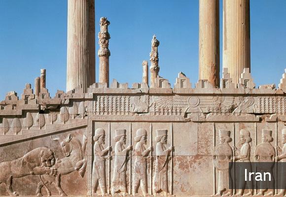 Персеполь — столица Персидской империи