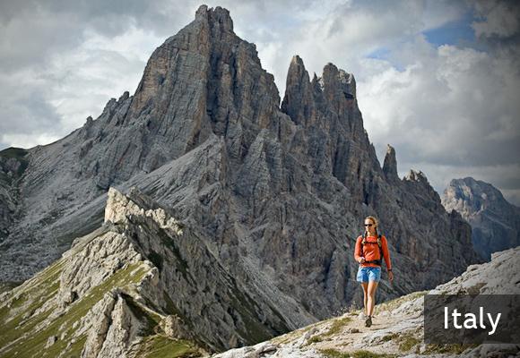 Альта Виа 1 – туристический маршрут в Альпах