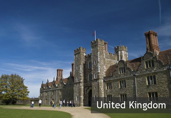 Ноул-хаус – дворянская усадьба в Великобритании