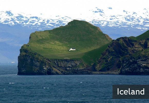 Одинокий дом острова Эллида