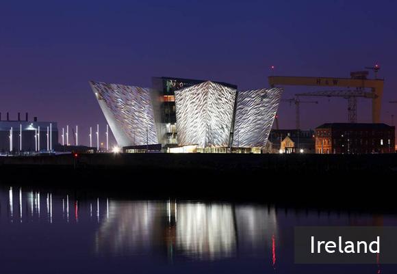 Музей Titanic Belfast