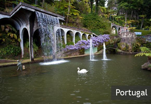Тропические Сады Дворца Монте