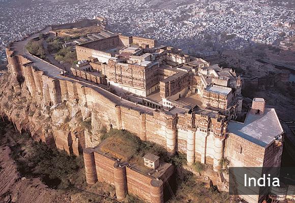 Форт Мехрангарх