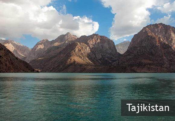 Озеро Каракуль