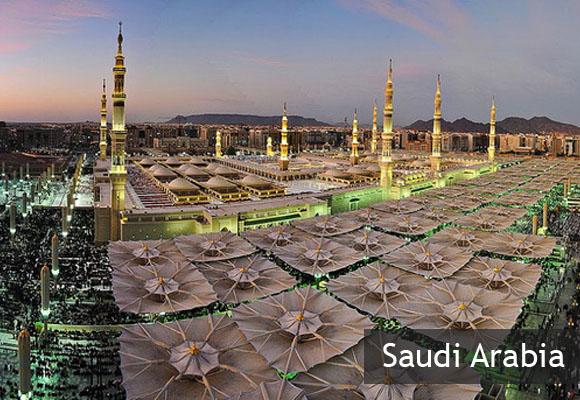 Мечеть Аль-Масджид ан-Набави в Медине