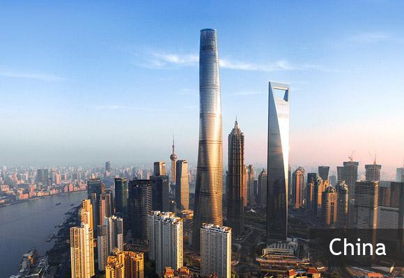 Небоскреб Shanghai Tower