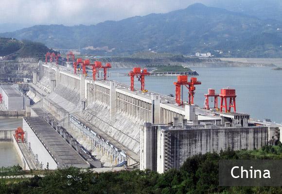 ГЭС «Три ущелья» – самая большая плотина в мире