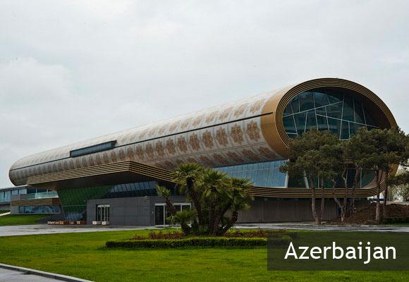 Музей Ковра в Азербайджане