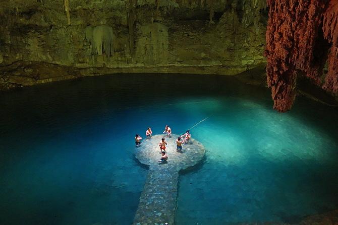 Suytun Cenote (3)