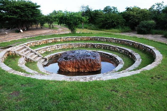 Hoba-meteorit (3)