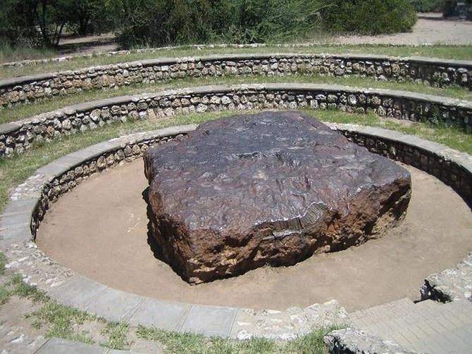 Hoba-meteorit (4)