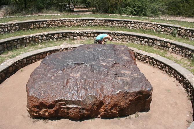 Hoba-meteorit (6)